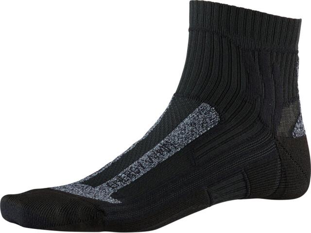 X-Socks Marathon Energy Chaussettes Femme, opal black